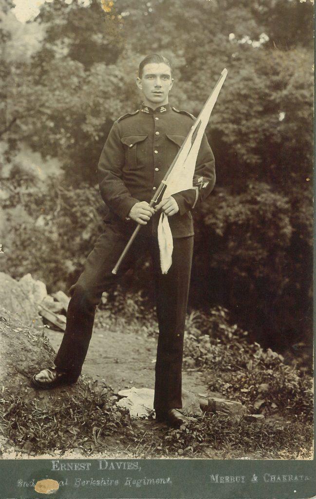 Ernest Davies