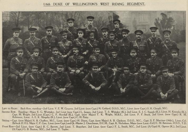 1/6th Duke of Wellington's (West Riding Regiment)