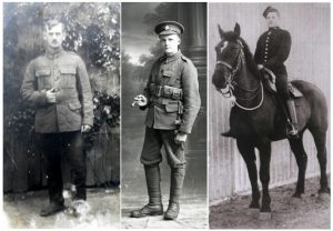Remembering Ernest Squires, Harold Algar, James Goodson