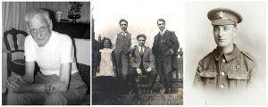 Remembering Harold Shephard, Jack Nixon & James Greenhalgh