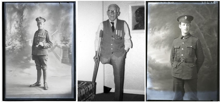 Remembering Charles Lovegrove, Alan Castle, and Charles Larking