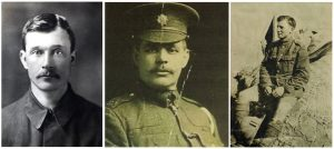 Remembering Thomas Smith, Herbert Wade, and Frederick Tanner