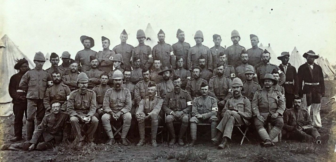 No 3 Company, RAMC, 3rd (Highland) Brigade Field Hospital