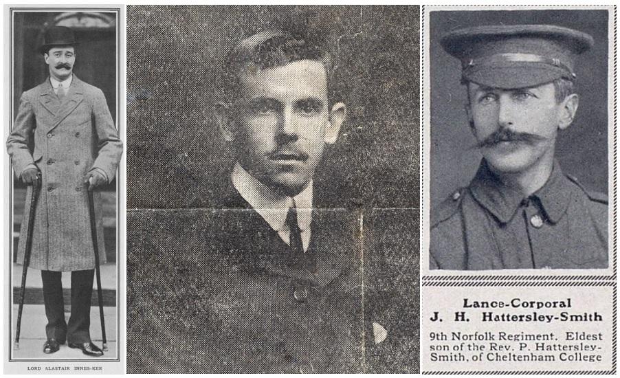 Innes-Ker, Willson and Hattersley-Smith