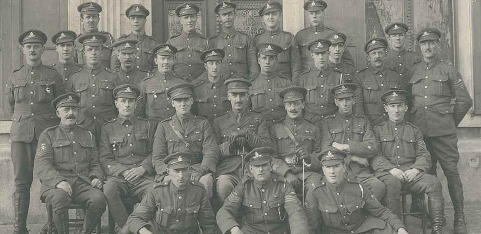 317 Brigade, RFA 1919