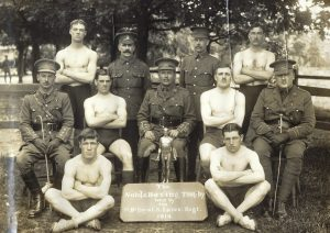 1st Loyal North Lancashire Regiment 1914