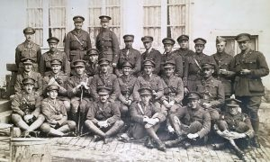 Siegfried Sassoon, 4th Army School, Flixecourt, Somme; May 1916
