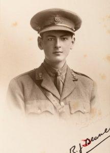 Richard Deane, Royal Field Artillery