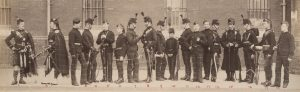 1st Cameronians, 1894