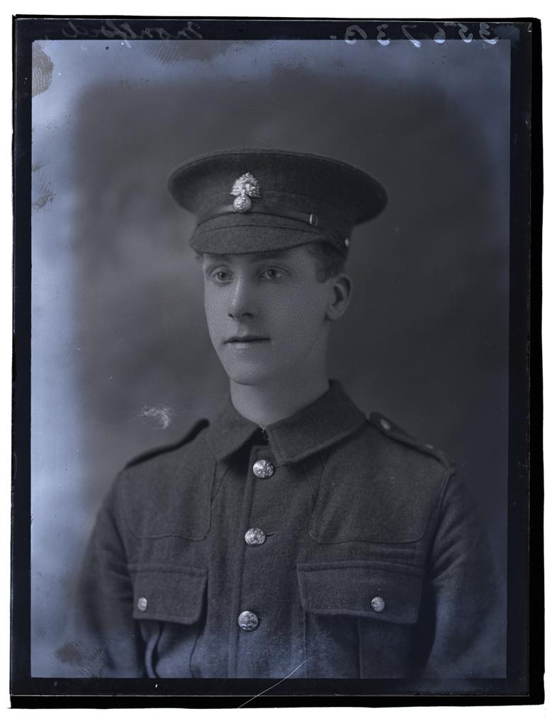 Alfred Charles Montford, Royal Fusiliers & Machine Gun Corps